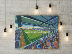 roots hall  canvas a2 size